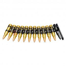 TOKYO MARUI 177322 MK46 Mod.0 Cartridge & Belt Link Set (11 Shots)