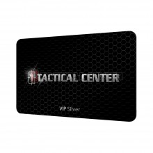 TACTICAL CENTER Tarjeta VIP Silver (12 Meses)