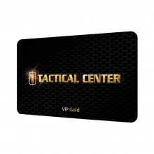 TACTICAL CENTER Tarjeta VIP Gold (12 Meses)