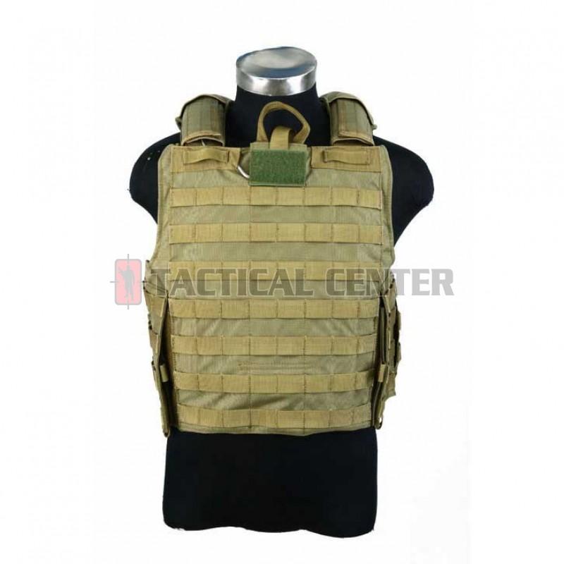 PANTAC VT-C201 Releaseable Molle Armor Cover Maritime Version