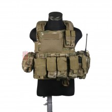 PANTAC VT-C600 Strike Plate With Pouch Set