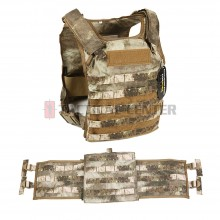 PANTAC VT-C928-T Molle Tactical Plate Carrier Value Set