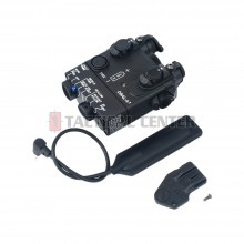 WADSN DBAL-A2 Aiming Device (Red Laser + IR Laser + Flashlight)
