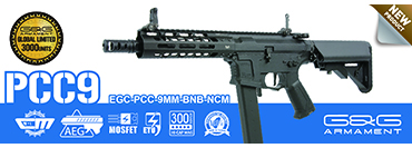 G&G PCC9 AEG Limited Edition DISPONIBLE!!!