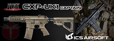 ICS CXP-UK1 Captain YA DISPONIBLE!!!