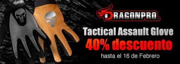 DRAGONPRO Tactical Assault Glove